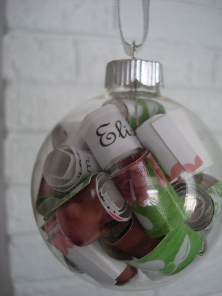 Things Remembered Christmas Ornaments