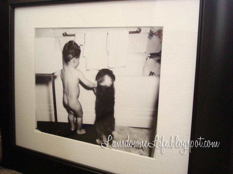 Turn a vintage snapshot into wall art : wall art for bathroom vintage - www.pureclipart.com