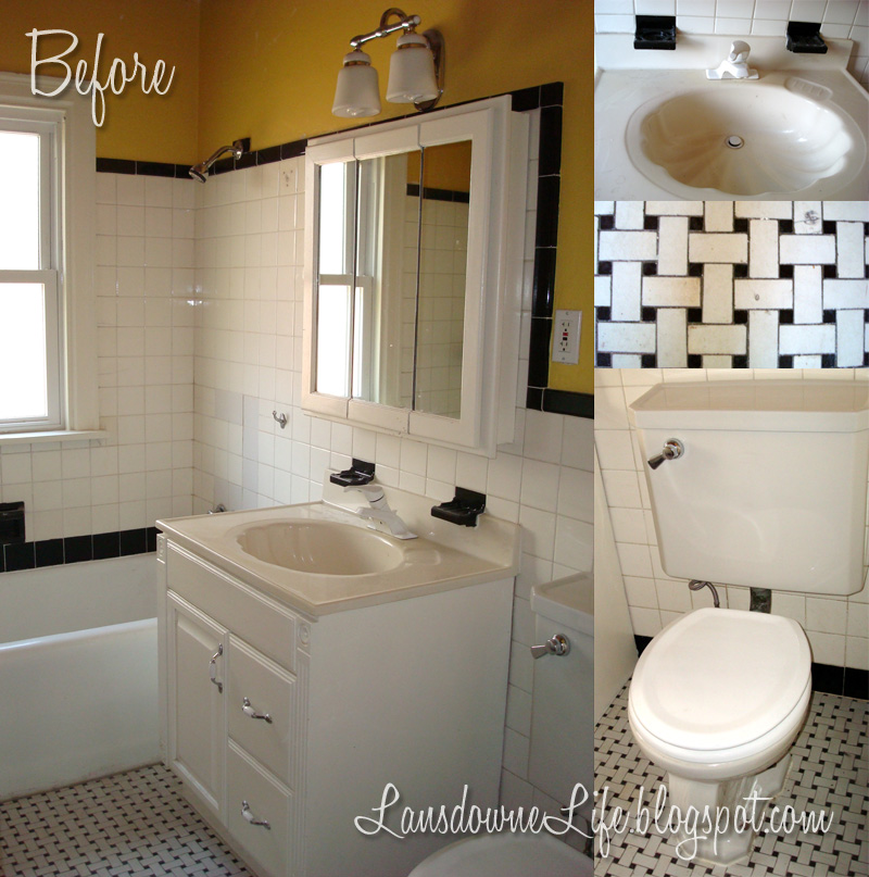 our bathroom renovation is finally complete let s take a quick look