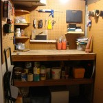 A space for painting (and other stuff)