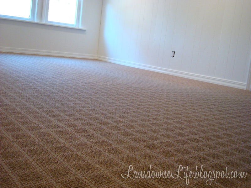 So Long Bare Floor Playroom Carpet Is Finished