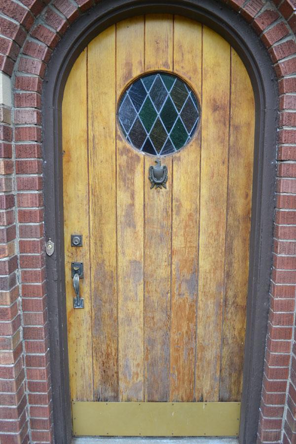 Refinishing A Flaky And Peeling Wood Front Door