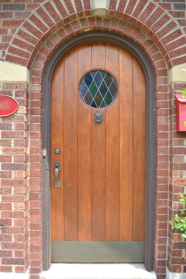 Refinishing my 81-year-old front door - Lansdowne Life
