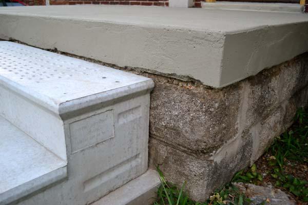 Painting Our Concrete Porch