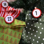 Fabric advent calendar REDUX!!