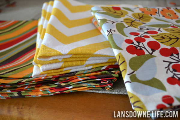reusable cloth napkins for everyday use free printable tag