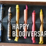 My second blogiversary (hooray!) + Time management tips