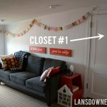 Spring cleaning: Organizing closets