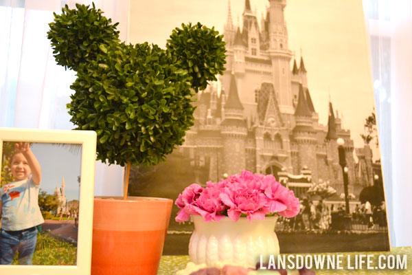 Disney World Magic Kingdom Birthday Party Decorations Lansdowne Life