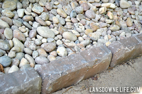 Garden Rocks Lowes Landscaping With Rocks 212675 At