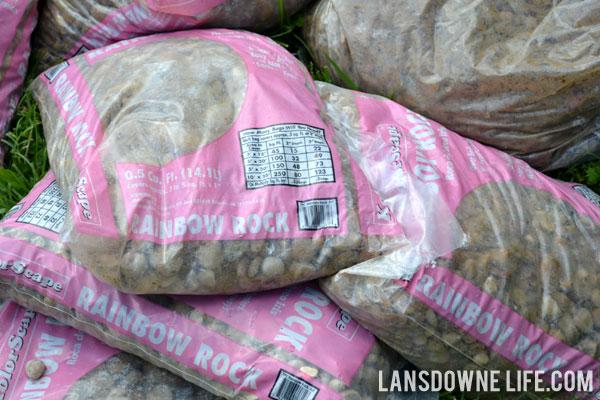 Rainbow Rock Bags