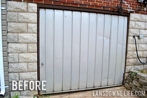 Replacing An Old Garage Door With A