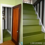 Stairway makeover reveal