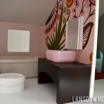 DIY Dollhouse: Bathroom furniture (Part 6 of 6)
