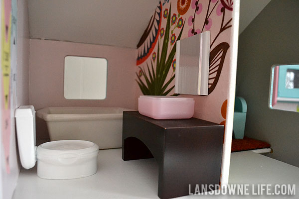 diy doll furniture. DIY Dollhouse Bathroom Furniture Diy Doll