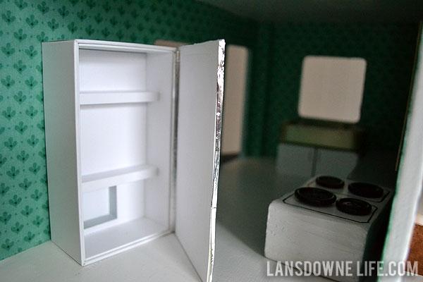DIY Dollhouse Kitchen Furniture Part 3 Of 6