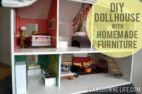 Dollhouse Furniture Blueprints
