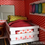 DIY Dollhouse: Bedroom furniture (Part 5 of 6)