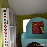 DIY Dollhouse: Landing / sitting room furniture (Part 4 of 6)