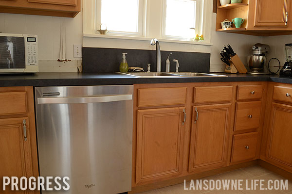 At Last Another Kitchen Update Lansdowne Life