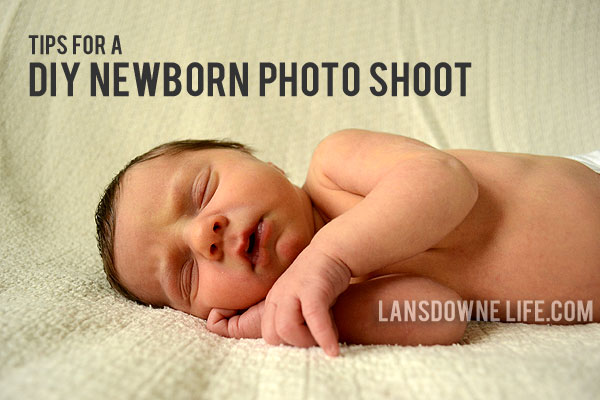 diy newborn baby photo ideas - 13 Tips for a DIY newborn baby photo shoot Lansdowne Life