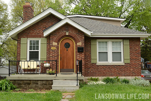 Improving Curb Appeal With Board And Batten Cottage Style Shutters