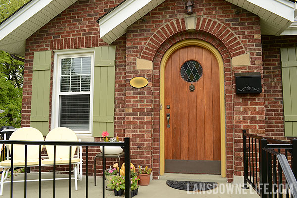 Curb Appeal Adding Board And Batten Cottage Style