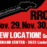 Rock n Roll Craft Show! Thanksgiving Weekend!