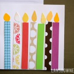 DIY craft kits for kids: Birthday cards