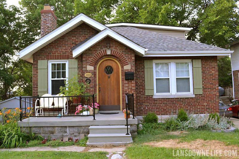 Curb Eal Painting Concrete Porch