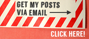 Get posts via e-mail >>