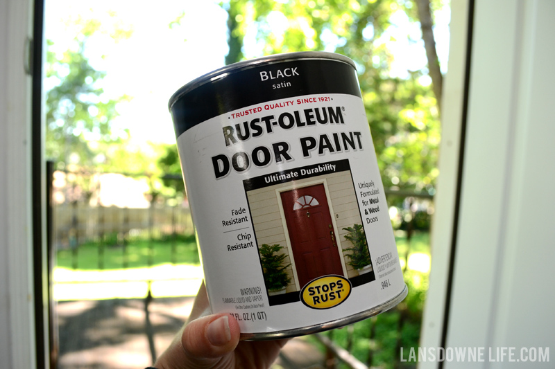 Rustoleum Door Paint