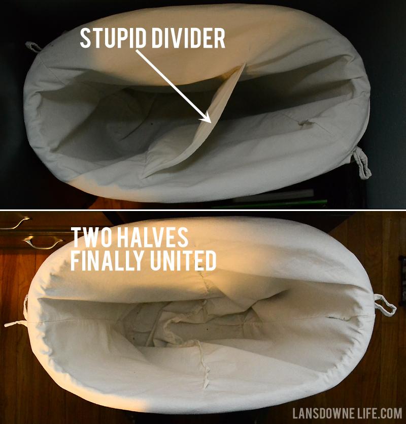 cut-out-hamper-divider