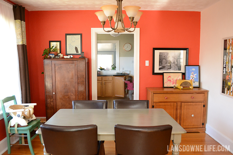 decluttered-dining-room