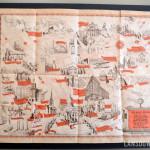 Promotional St. Louis map by Stix-Baer & Fuller